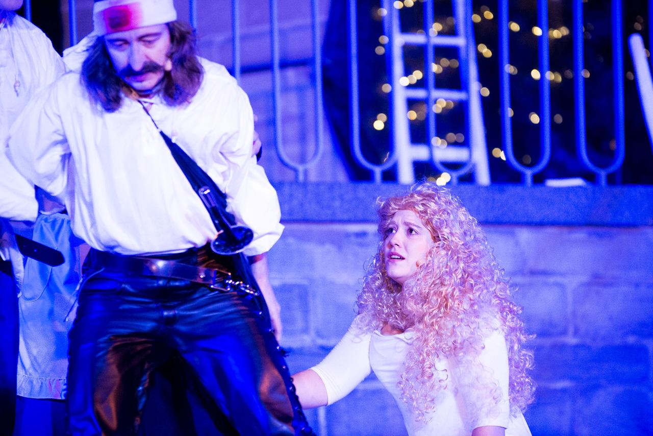2016: Roxanne in Cyrano de Bergerac