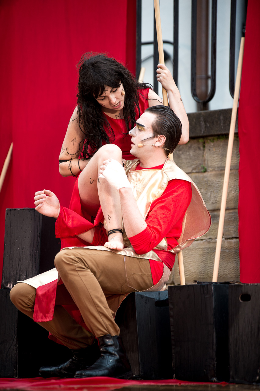 2014: Brunhild in Die Nibelungen