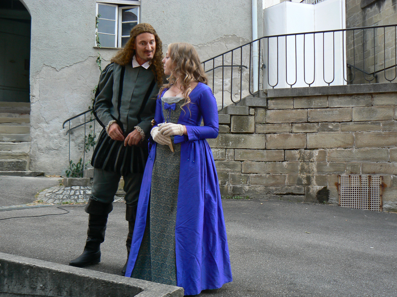 2007: Graf Guiche in Cyrano von Bergerac