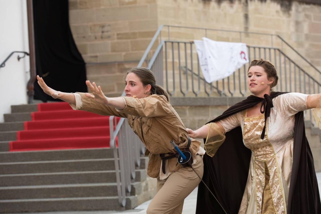 2017: D'Artagnan in Die drei Musketiere