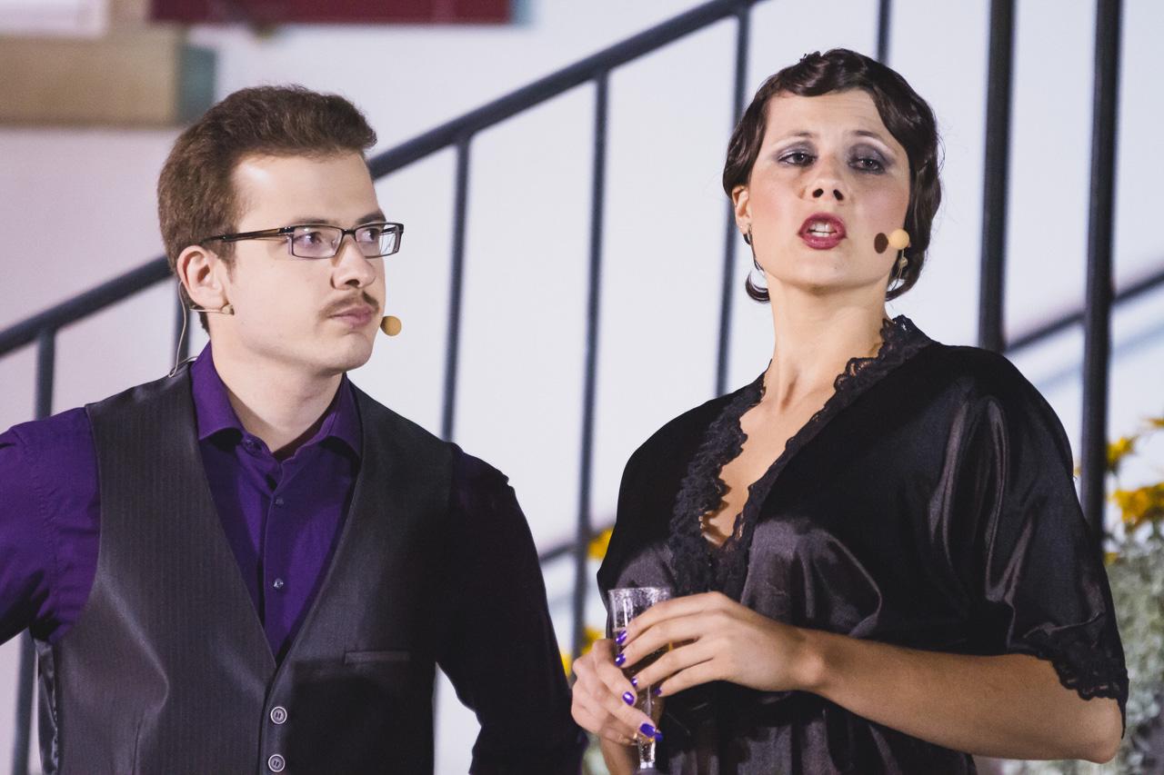 2015: Graf Capulet in Romeo und Julia