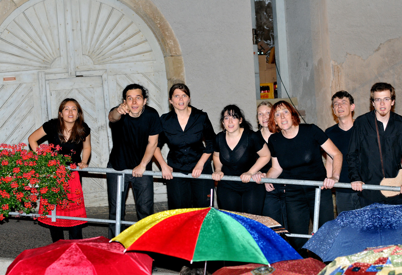 2009: Ensemble in Peer Gynt