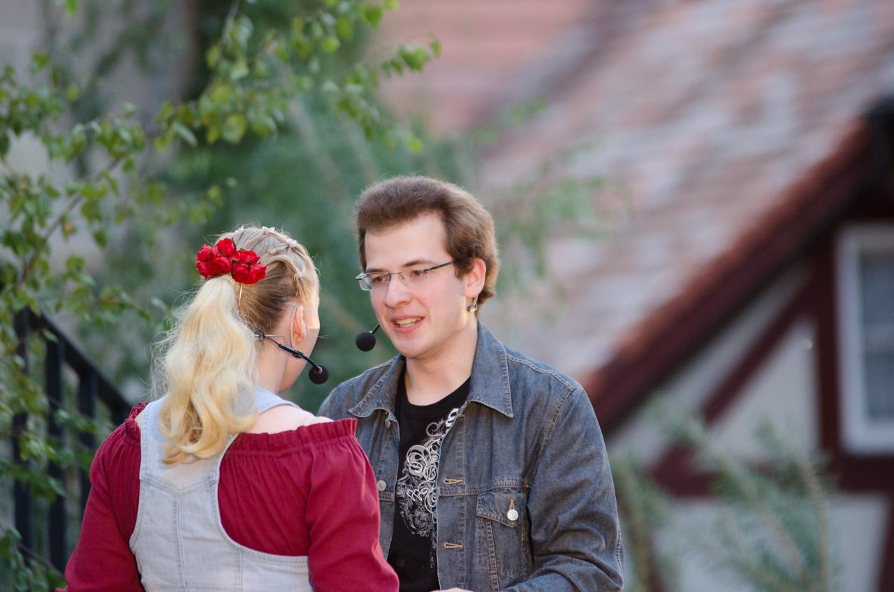2011: Lysander in Ein Sommernachtstraum
