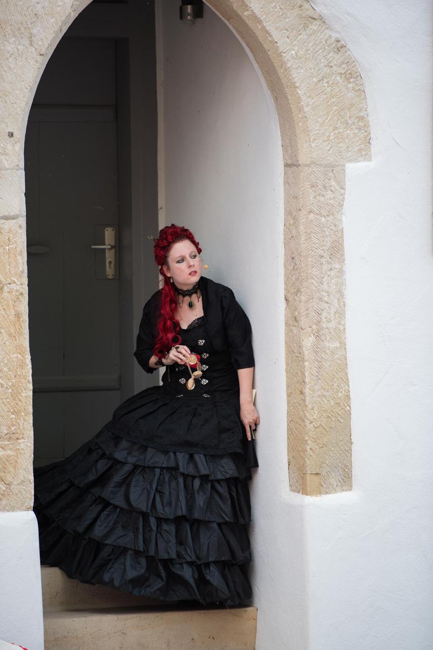 2017: Lady de Winter in Die drei Musketiere