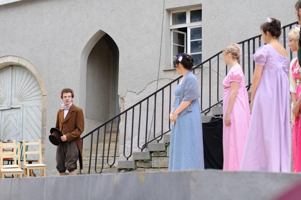 2010: Mr. Bingley in Stolz und Vorurteil
