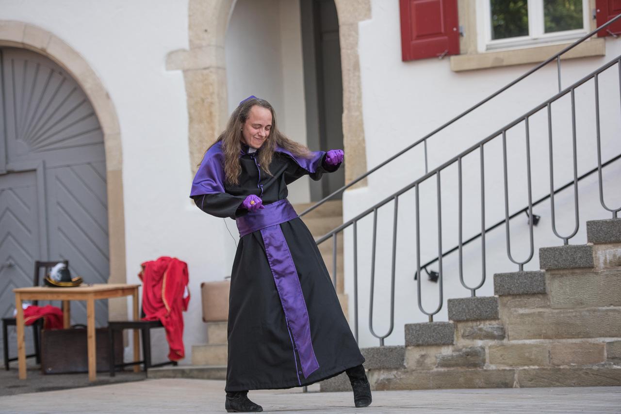 2017: Kardinal Richelieu in Die drei Musketiere