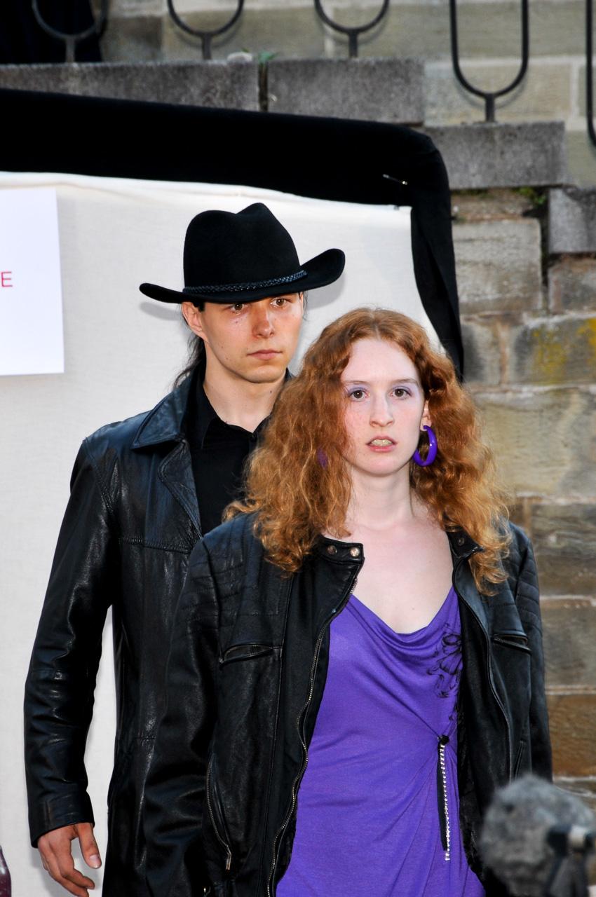2009: Maude in Billy, der Tod und das rothaarige Mädchen