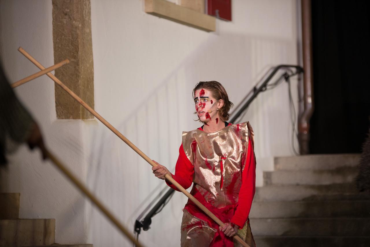 2014: Giselher in Die Nibelungen