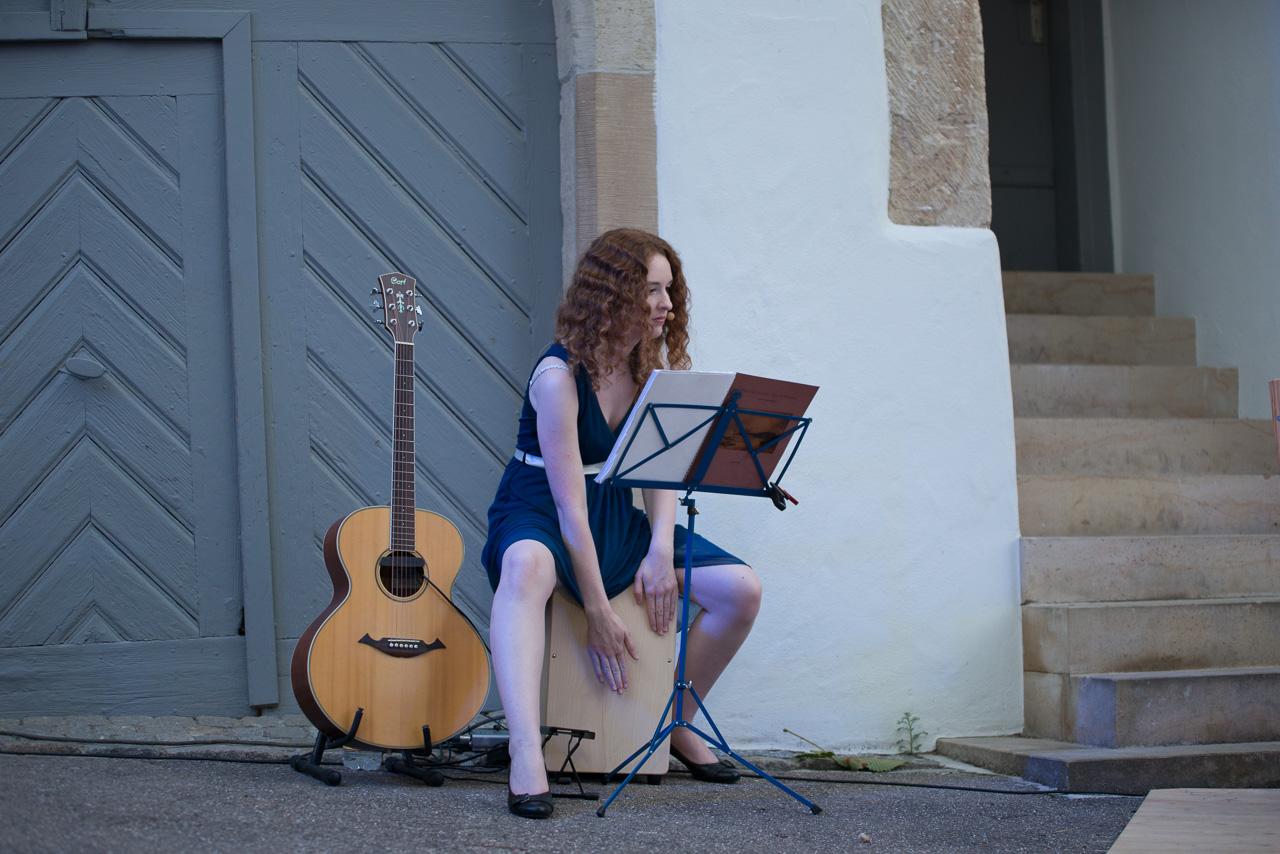 2013: Livemusik bei Der Gefangene von Pembroke