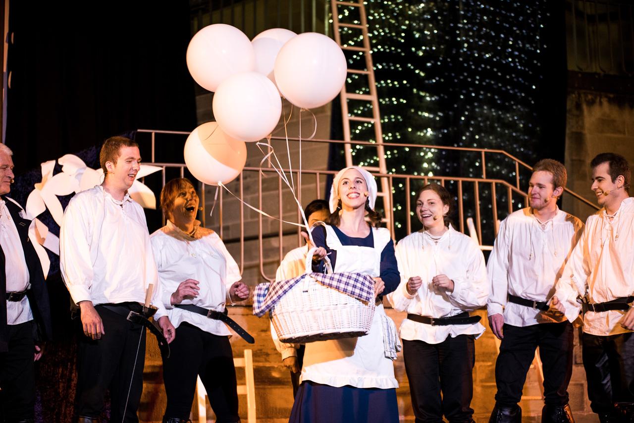 2016: Raguenette in Cyrano de Bergerac