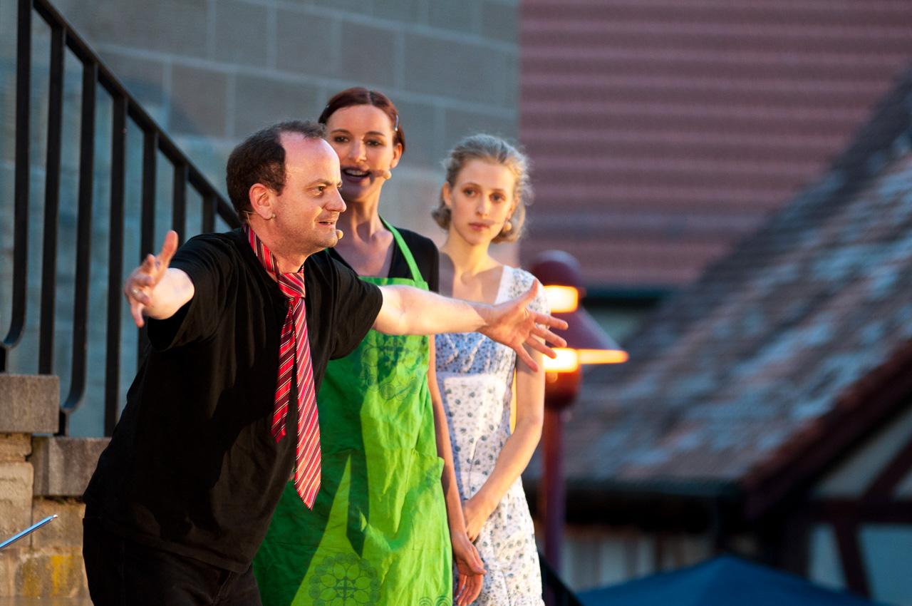 2012: Mephistos Gehilfe in Faust. Der Tragödie erster Teil