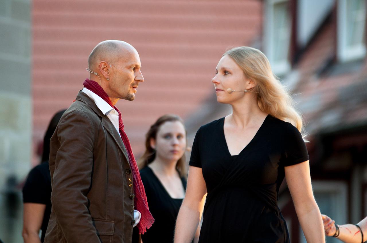 2012: Ensemble in Faust. Der Tragödie erster Teil