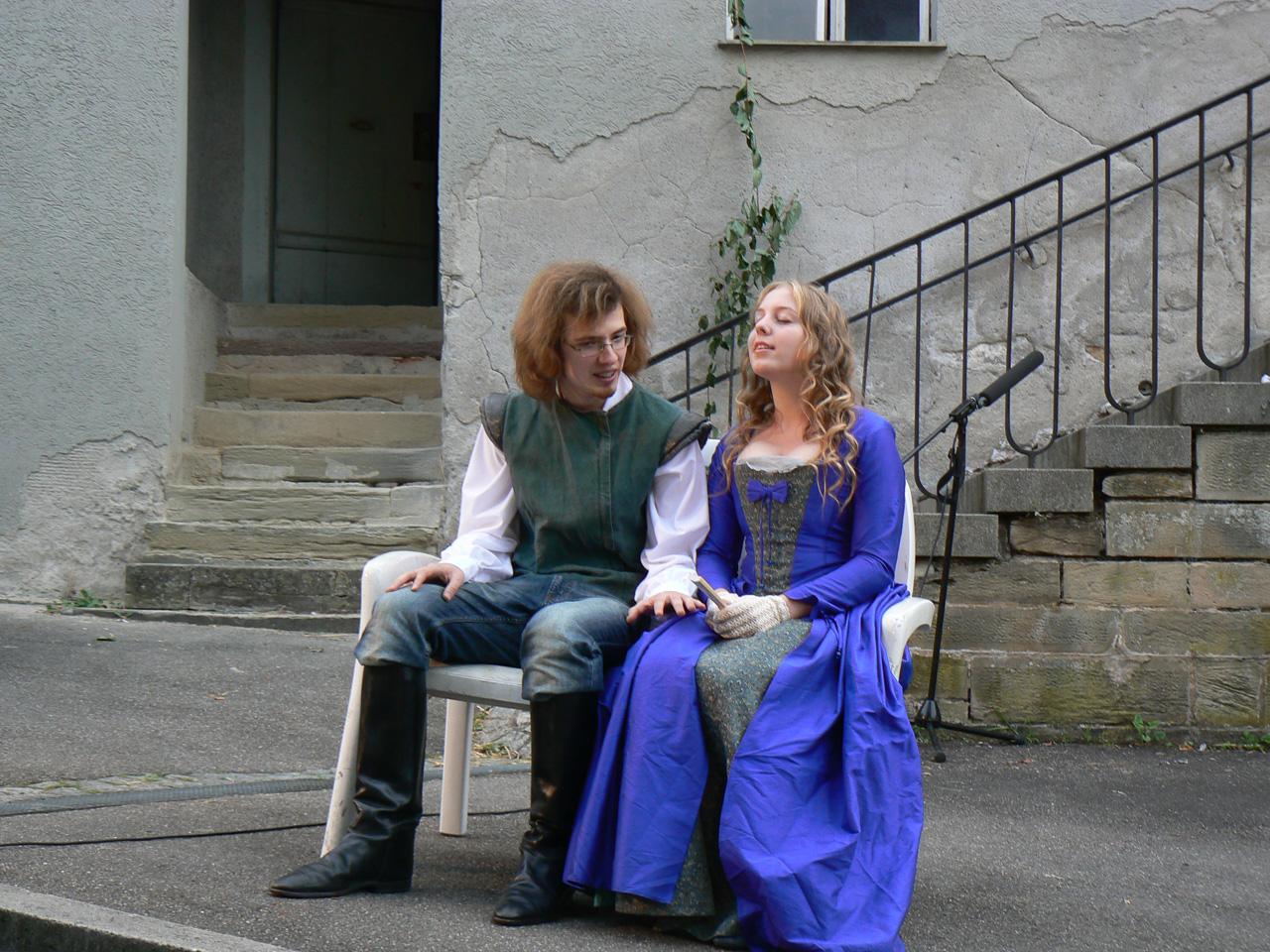 2007: Christian in Cyrano von Bergerac