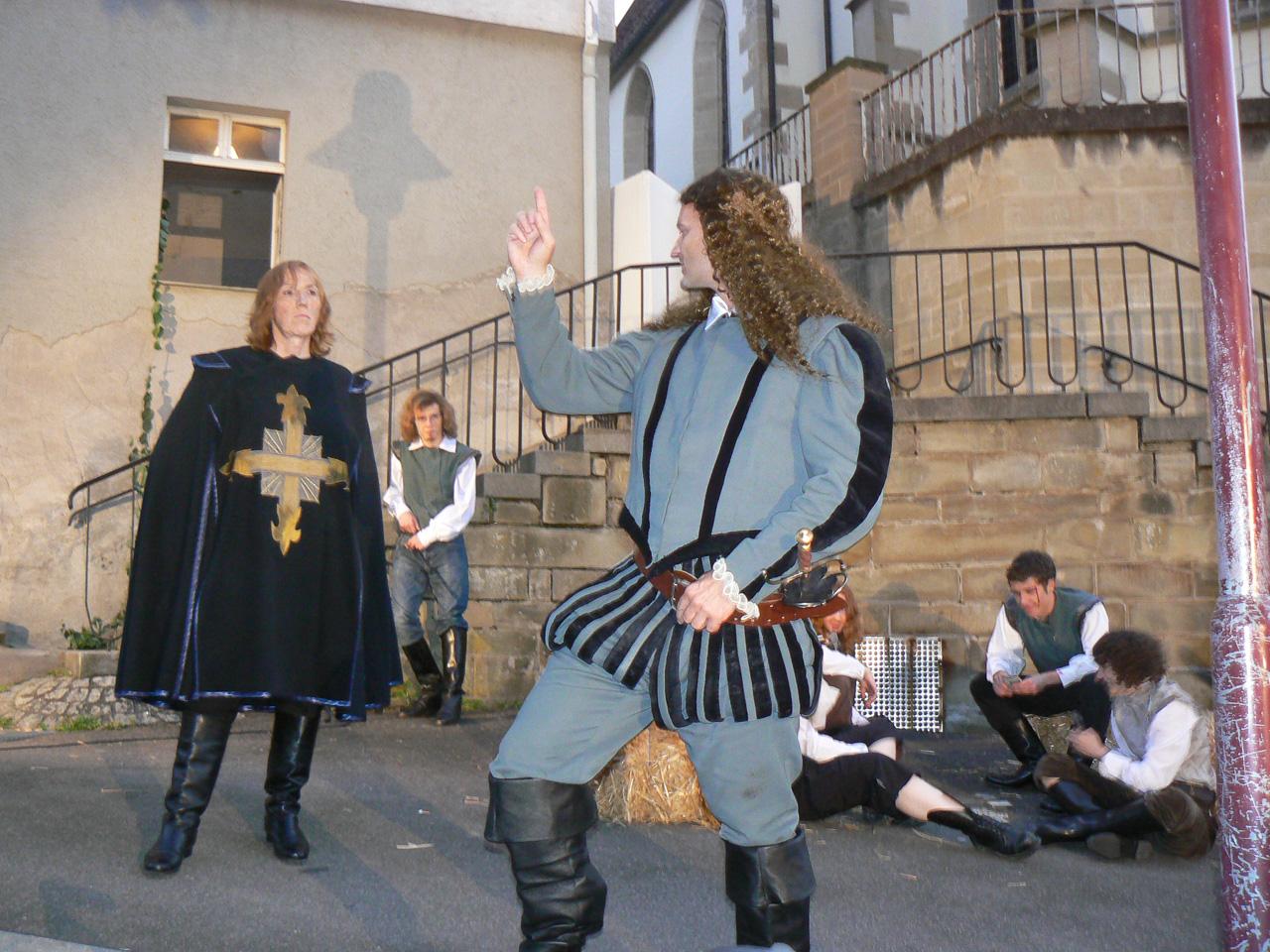 2007: Carbon de Castel-Jaloux, Montfleury in Cyrano von Bergerac
