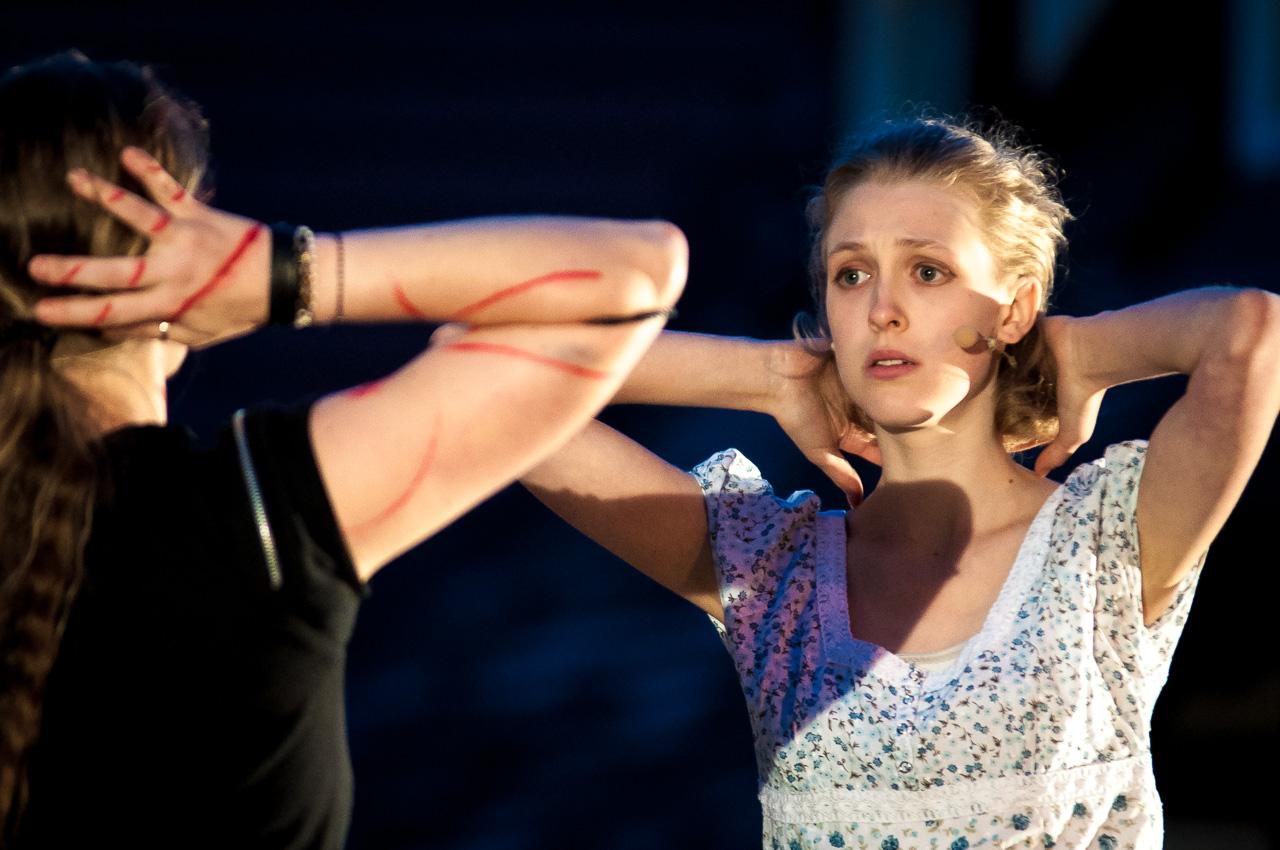 2012: Gretchen in Faust. Der Tragödie erster Teil