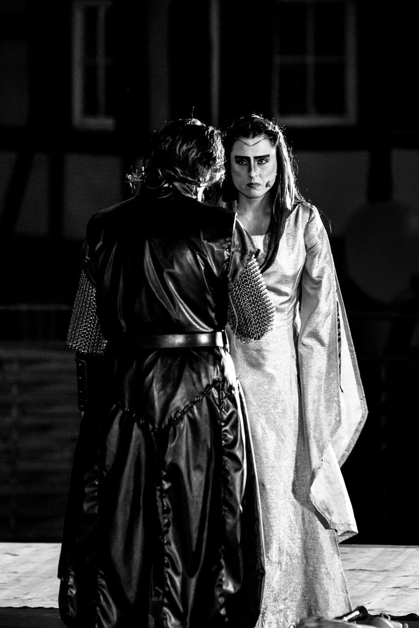 2014: Kriemhild in Die Nibelungen