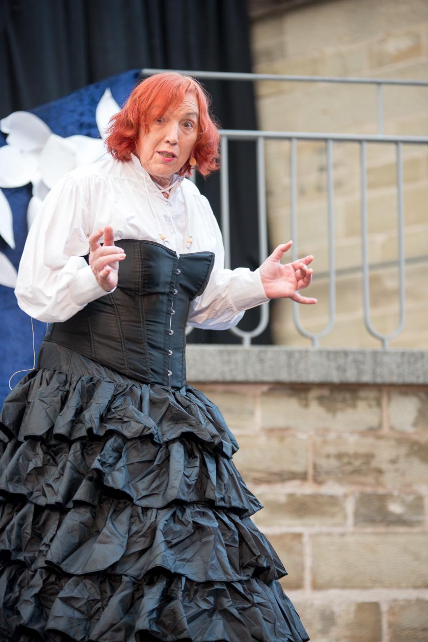 2016: Duenna in Cyrano de Bergerac