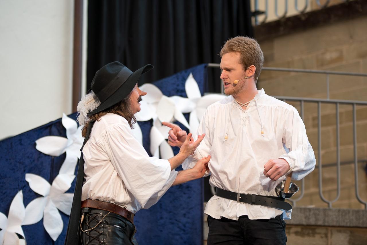 2016: Christian in Cyrano de Bergerac