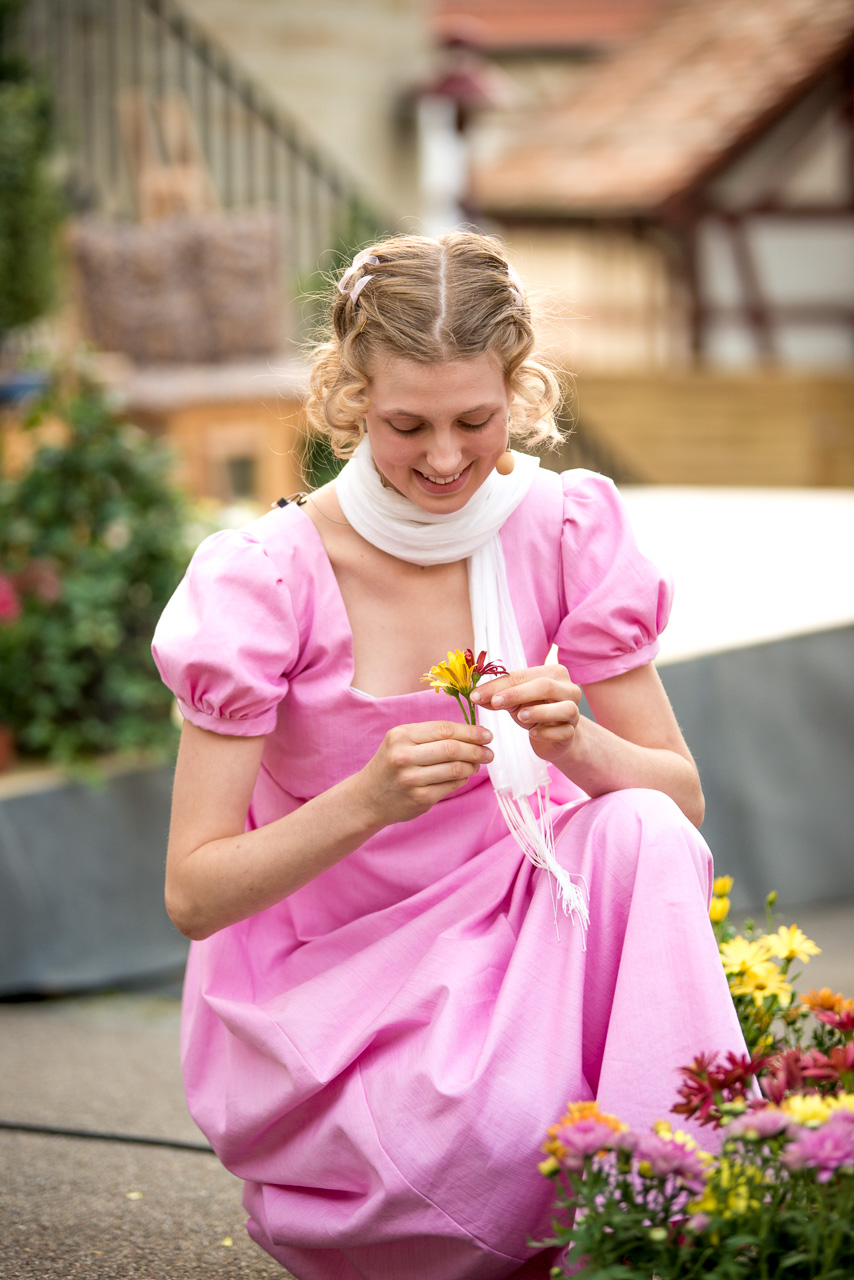 2013: Harriet Smith in Emma