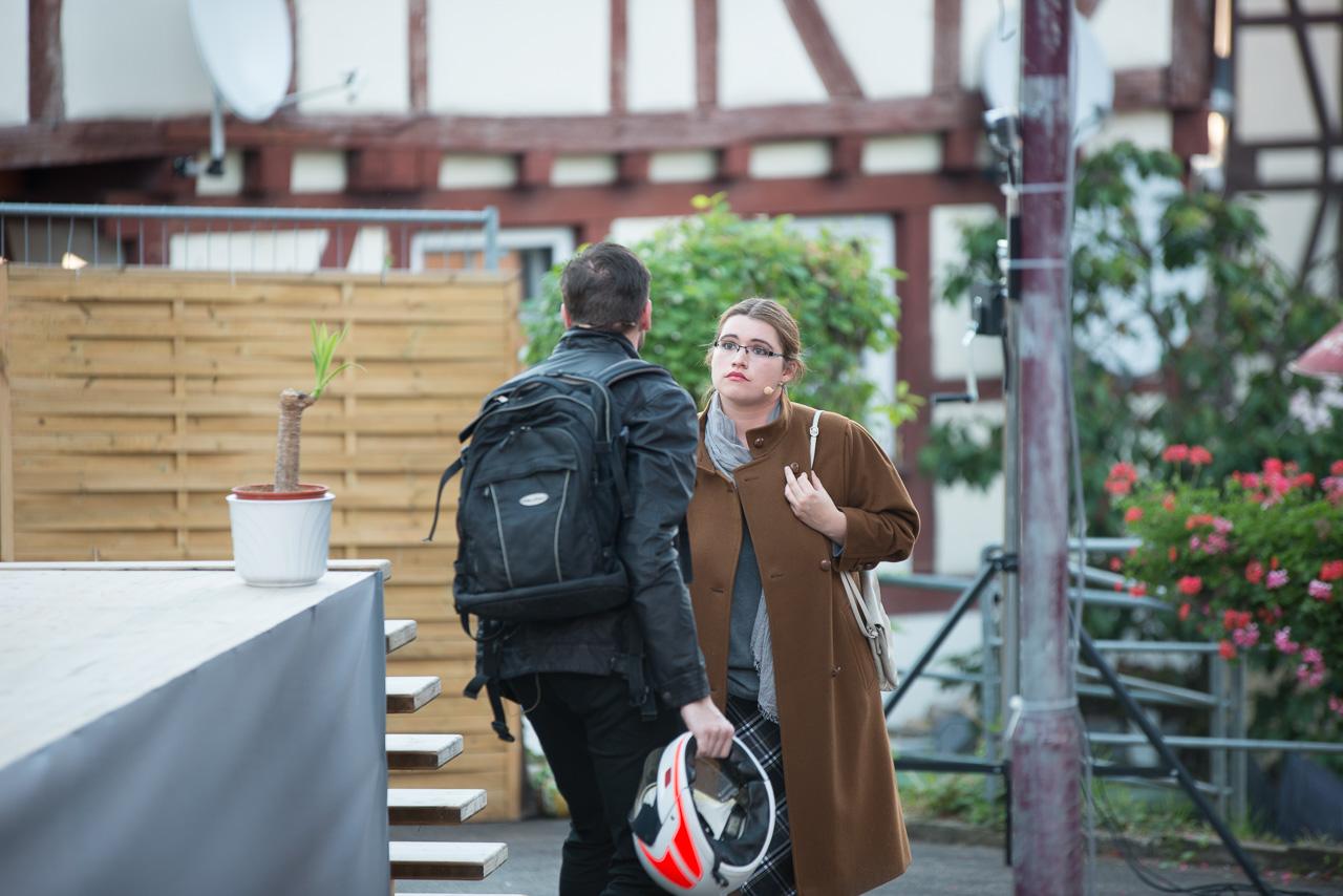2016: Philiberts Freundin in Zusammen ist man weniger allein
