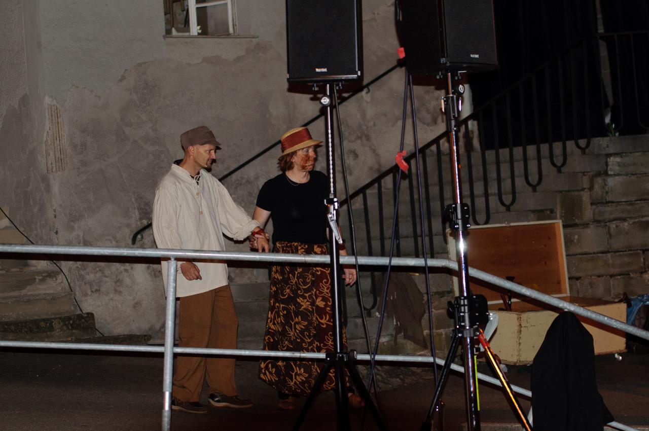 2009: Makumba in Peer Gynt