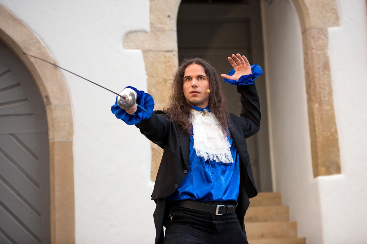 2016: Graf Guiche in Cyrano de Bergerac
