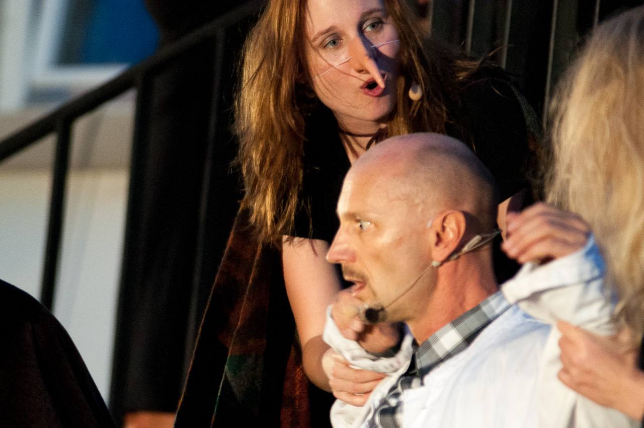 2012: Hexe in Faust. Der Tragödie erster Teil