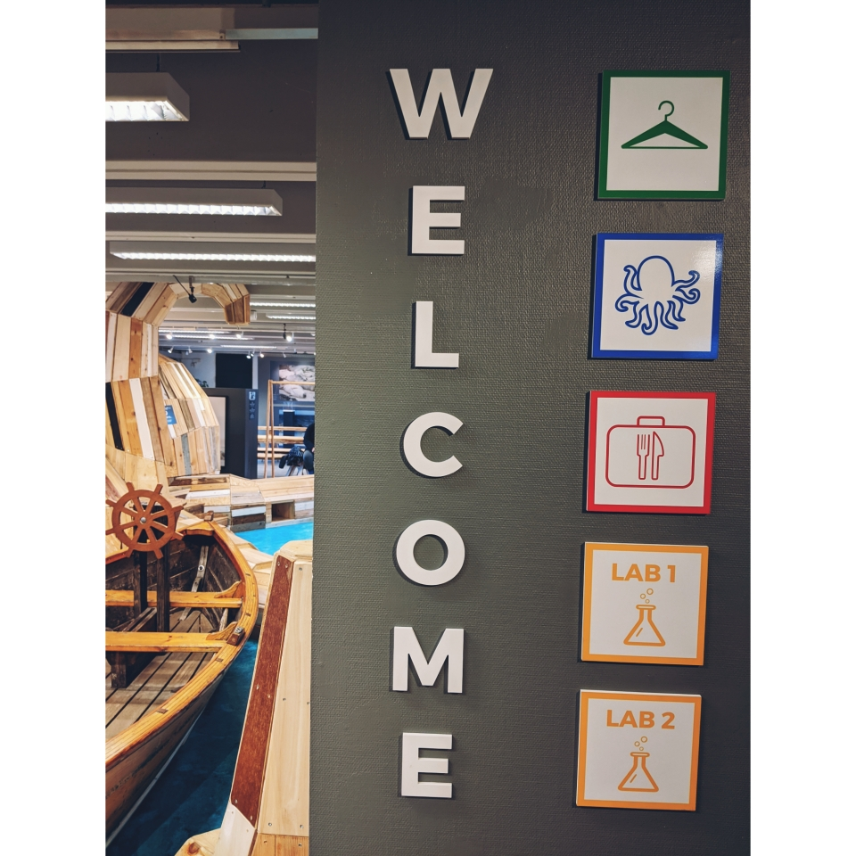 Willkommen im Lab