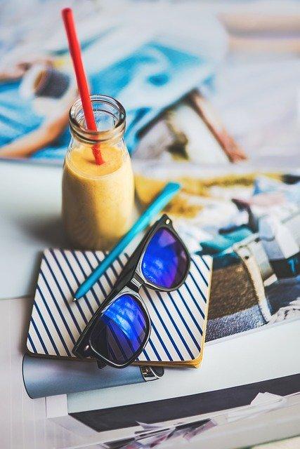 Geniessen Sie die Sonne mit einer Sonnenbrille mit perfektem UV Schutz.
