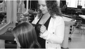 Berufseinstiegsklasse Körperpflege Schwerpunkt Friseurtechnik