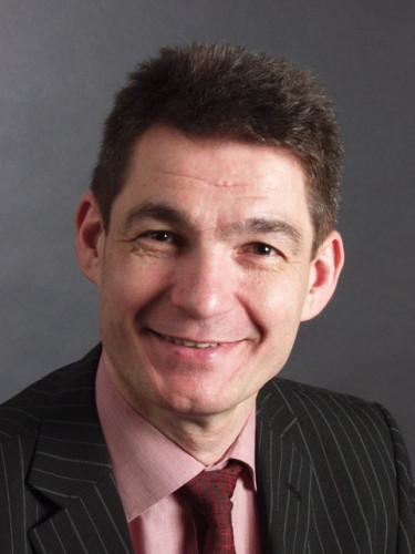 Stellvertretender Vorsitzender und Schriftführer Markus Schröer