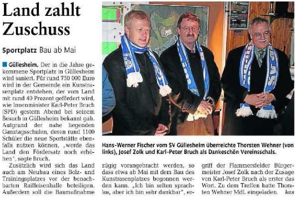 RZ Altenkirchen, Betzdorf vom Samstag, 15. Januar 2011, Seite 20