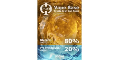 Vape Base 80 VG 20 PG
