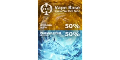 Vape Base 50 VG 50 PG