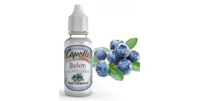 Capella Flavors Blueberry Concentrate