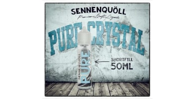 Sennenquoell Glacier Water Pure Crystal