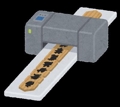 卒塔婆を誰でも簡単に印刷をし、尚且つ、収納も簡単なプリンターNT-610G