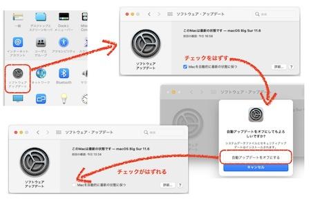 知らない間にMacが変わった!?OSのアップグレードは意識しよう