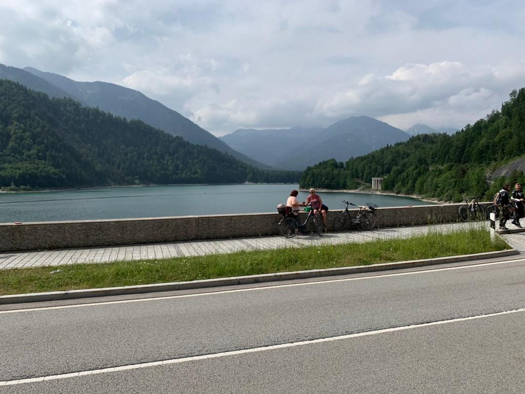 Rennrad Tour in Obern