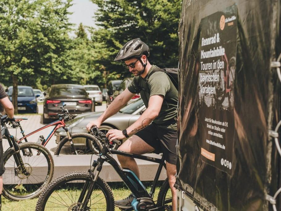 Geheimtipp München zu Gast bei Life Food Bike