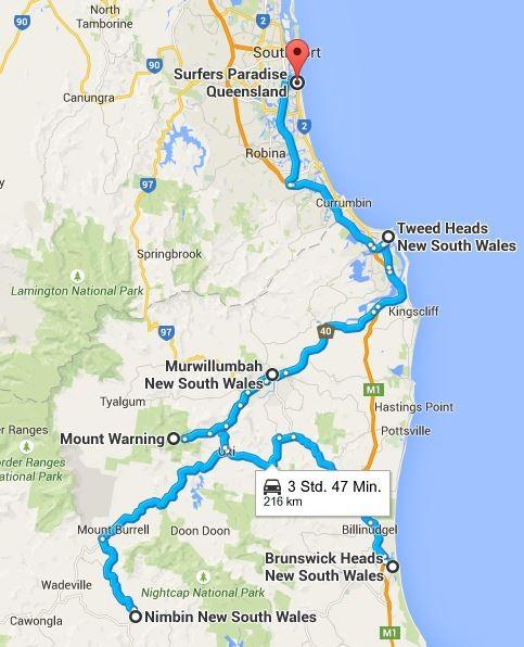 ...und hier der 2. Teil (Quelle: Google Maps)