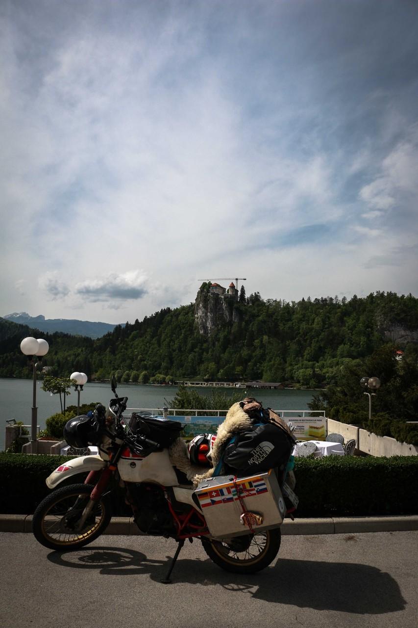 Das Slowenische Tittisee namens Bled