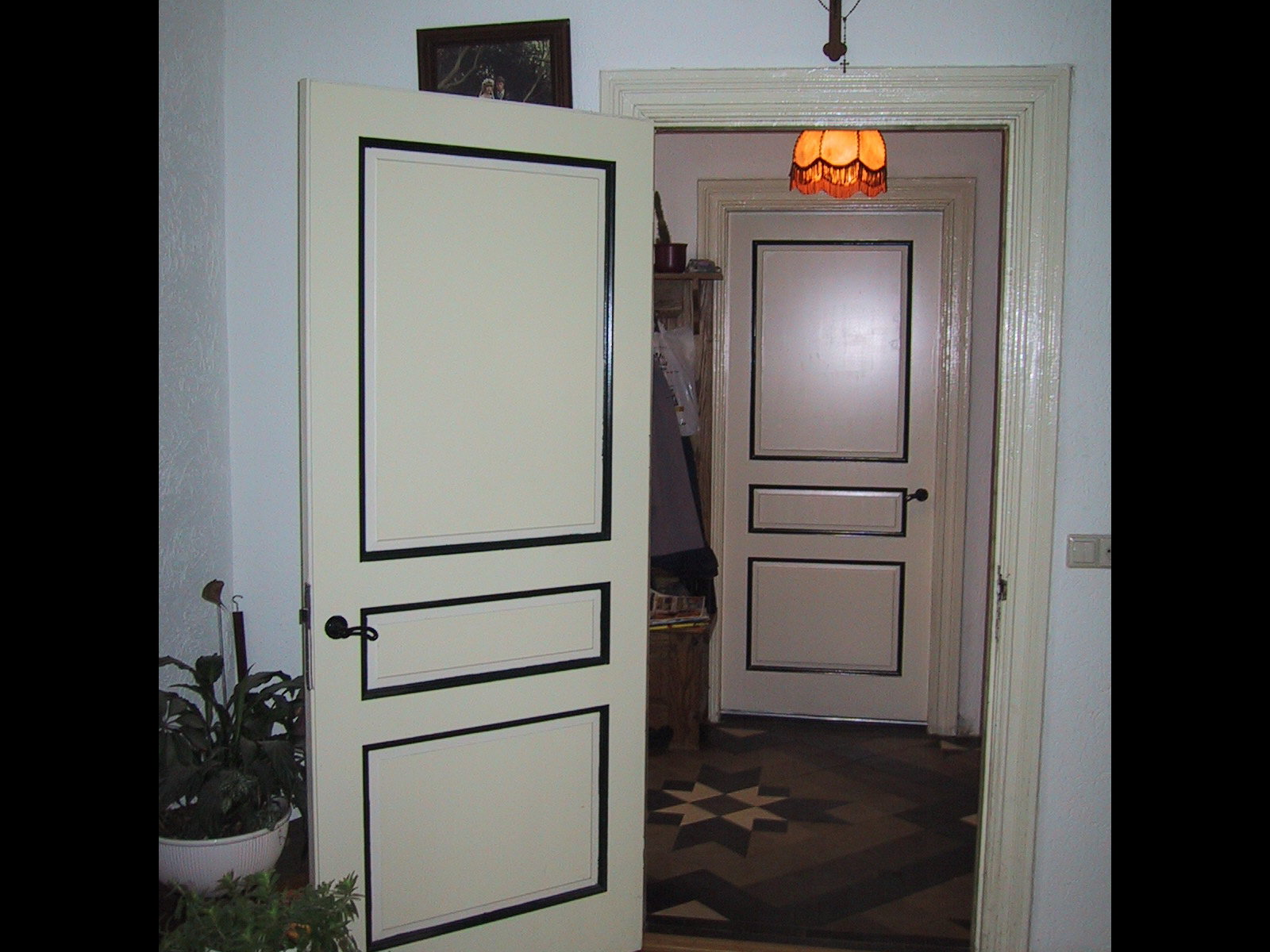 binnendeur retro