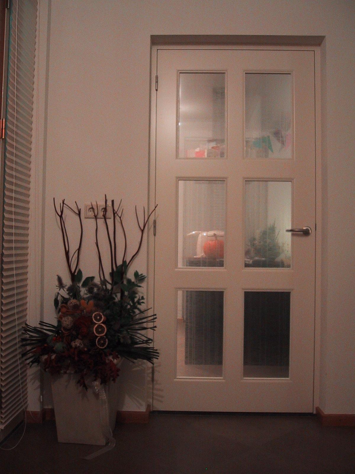 binnendeur spaans-glas