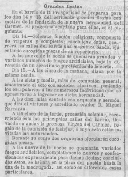 La Monarquía 11 de septiembre de 1889 (Biblioteca Nacional)