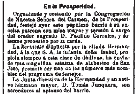 El Globo 17 de julio de 1899  (Biblioteca Nacional)