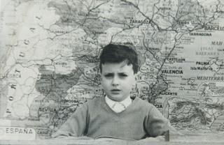 Colegio Isidro Almazán. Curso 1959-60