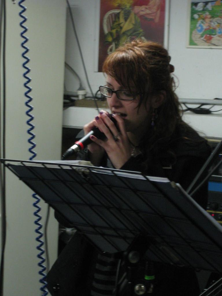 Seconda voce.....JESSICA