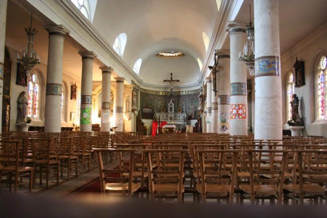 Un nouveau site pour la paroisse de Trun