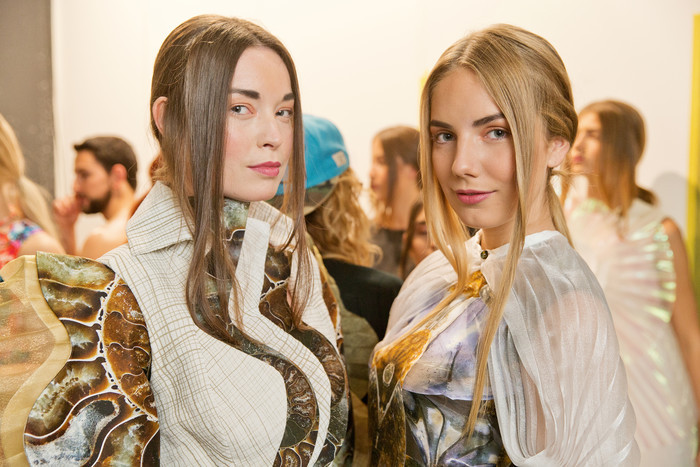 ART.FAIR 2015 Fashion Show Emre Tamer Copyright Achim Hehn